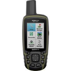 Outdoorová navigácia turistika Garmin GPSMAP 65s pro Evropu, GLONASS, Bluetooth®, GPS