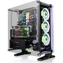 PC skrinka tower Thermaltake DistroCase™ 350P, čierna
