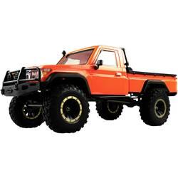 Amewi AMXRock RCX8B Scale Crawler Pick-Up 1:8, RTR orange Brushed 1:8 RC Modellauto Elektro Crawler RtR 2,4 GHz*