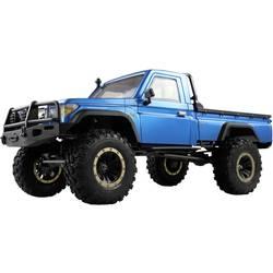 Amewi AMXRock RCX8B Scale Crawler Pick-Up 1:8, RTR blau Brushed 1:8 RC Modellauto Elektro Crawler RtR 2,4 GHz*
