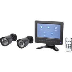 Sada bezpečnostné kamery Sygonix 2-kanálová