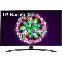 LG Electronics 50NANO796NE LED TV 126 cm 50 palca DVB-T2, DVB-C, DVB-S2, UHD, Nano Cell, Smart TV, WLAN, PVR ready, CI+ čierna