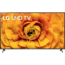 LG Electronics 75UN85006LA LED TV 189 cm 75 palca DVB-T2, DVB-C, DVB-S2, UHD, Smart TV, WLAN, PVR ready, CI+ čierna