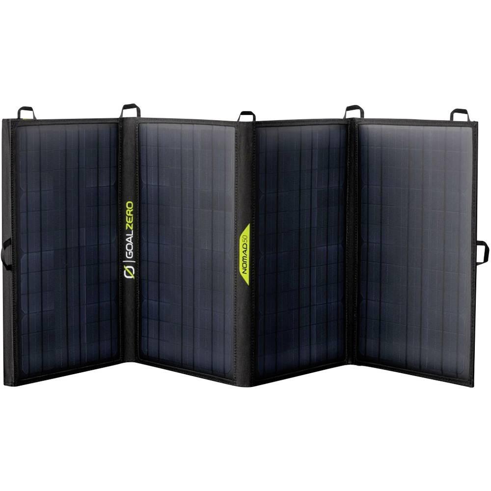 Chargeur solaire Goal Zero Nomad 50 plus 11920 Courant de charge cellule solaire 3300 mA 50 W 1 pc(s)