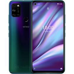 LTE smartfón Dual-SIM WIKO View 5 Plus, 16.6 cm (6.55 palca, 128 GB, 48 Megapixel, 8 Megapixel, 5 Megapixel, 2 Megapixel, aurora Blue
