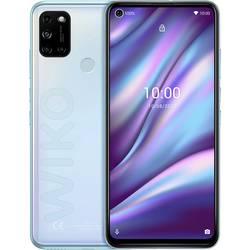 LTE smartfón Dual-SIM WIKO View 5 Plus, 16.6 cm (6.55 palca, 128 GB, 48 Megapixel, 8 Megapixel, 5 Megapixel, 2 Megapixel, Ice, strieborná