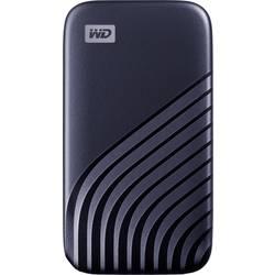 "Externý SSD pevný disk 6,35 cm (2,5"") WD My Passport, 1 TB, USB-C™, modrá"