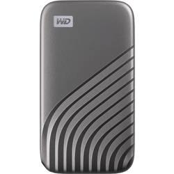 "Externý SSD pevný disk 6,35 cm (2,5"") WD My Passport, 2 TB, USB-C™, sivá"