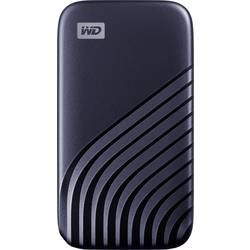 "Externý SSD pevný disk 6,35 cm (2,5"") WD My Passport, 2 TB, USB-C™, modrá"
