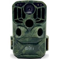 Fotopasca Braun Germany Scouting Cam Black800 WiFi, diaľkové ovládanie, čierne LED diódy, Wi-Fi, funkcia zrýchleného snímania, maskáčová zelená