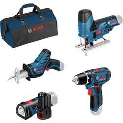 Aku vŕtací skrutkovač Bosch Professional 0615990M06, 12 V, 2 Ah, Li-Ion akumulátor
