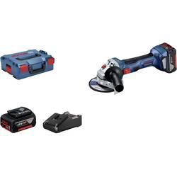 Akumulátorová úhlová brúska Bosch Professional GWS 18V-7 06019H9005, 125 mm, + 2. akumulátor, + púzdro, 18 V, 4.0 Ah