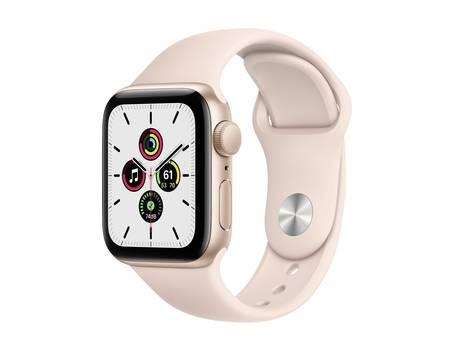 Apple Watch SE 40mm in Roségold