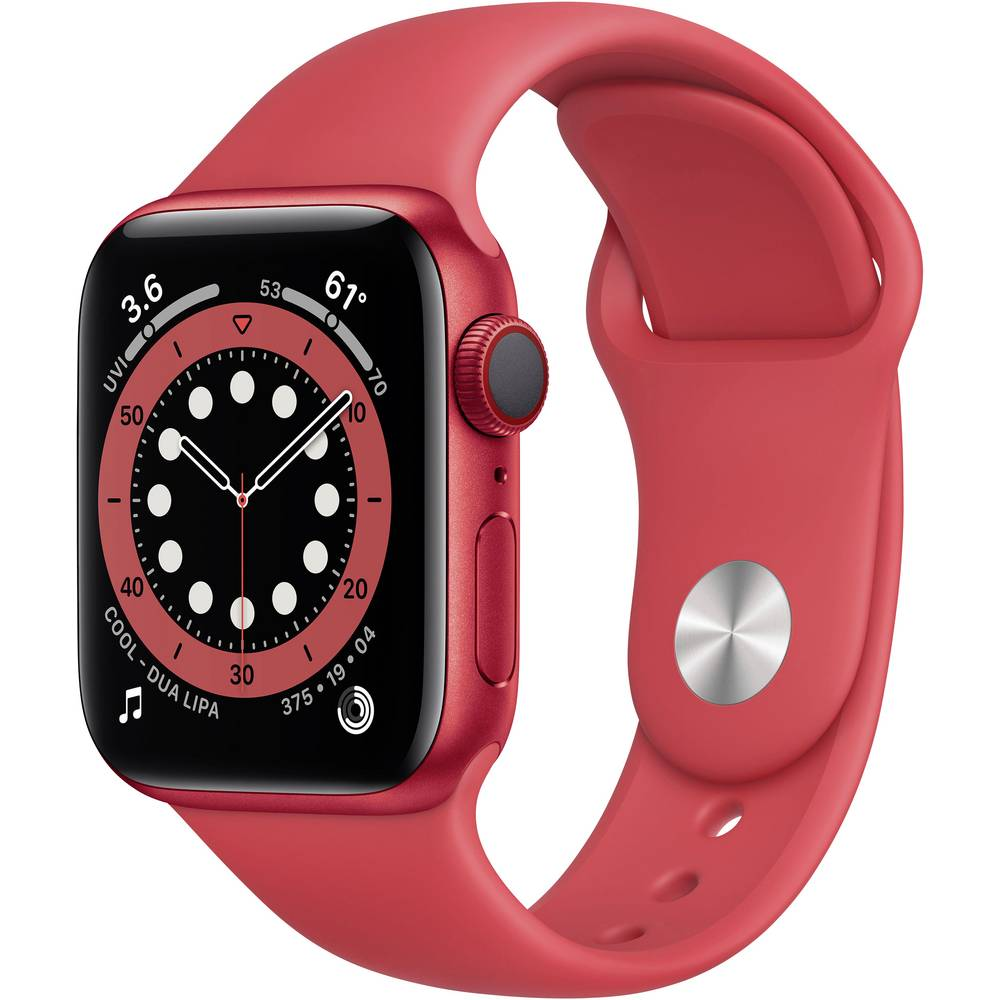 Apple Watch Series 6 Apple Watch 40 mm Rood