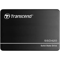 """Interný SSD pevný disk 6,35 cm (2,5 """") Transcend SSD420K TS16GSSD420K, 16 GB, Retail, SATA 6 Gb / s"""