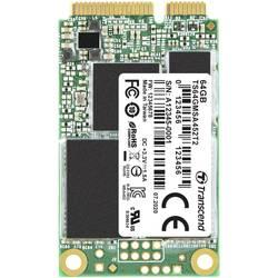 Interný mSATA SSD pevný disk Transcend MSA452T2 TS64GMSA452T2, 64 GB, Retail, SATA 6 Gb / s