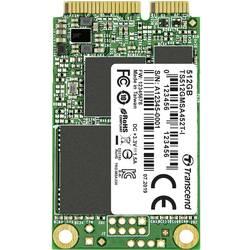Interný mSATA SSD pevný disk Transcend MSA452T-I TS512GMSA452T-I, 512 GB, Retail, SATA 6 Gb / s
