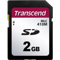 Pamäťová SD karta, 2 GB, Transcend TS2GSDC410M, Class 10 UHS-I