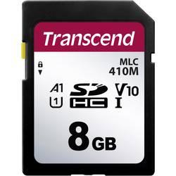 Pamäťová SD karta, 8 GB, Transcend TS8GSDC410M, Class 10 UHS-I