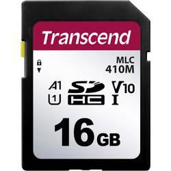 Pamäťová SD karta, 16 GB, Transcend TS16GSDC410M, Class 10 UHS-I