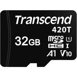 Pamäťová karta micro SD, 32 GB, Transcend TS32GUSD420T, Class 10 UHS-I