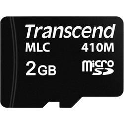 Pamäťová karta micro SD, 2 GB, Transcend TS2GUSD410M, Class 10 UHS-I