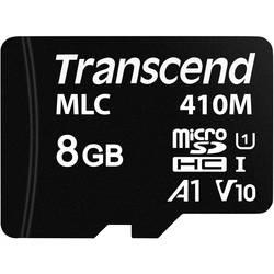 Pamäťová karta micro SD, 8 GB, Transcend TS8GUSD410M, Class 10 UHS-I