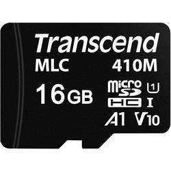 Pamäťová karta micro SD, 16 GB, Transcend TS16GUSD410M, Class 10 UHS-I