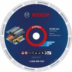 Diamantový kovový disk 230 x 22,23 mm Bosch Accessories 2608900536, Ø 230 mm, 1 ks