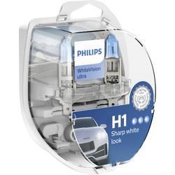 Halogénová žiarovka Philips H1 WhiteVision ultra 12258WVUSM, H1, 55 W, 1 ks