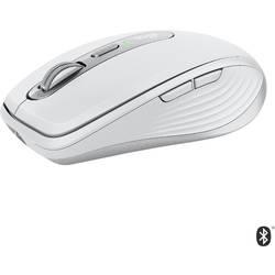 Laserový/á Wi-Fi myš Logitech MX Anywhere 3 910-005991, je možné znovu nabíjať, svetlosivá