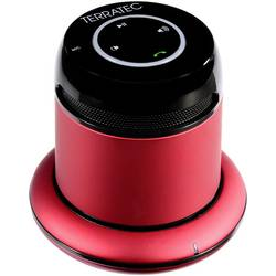 Bluetooth® reproduktor Terratec CONCERT mobile červená