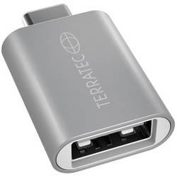 USB adaptér USB 2.0 Terratec 251732 sivá