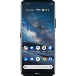 LTE smartfón Dual-SIM Nokia 8.3 5G, 17.3 cm (6.81 palca, 128 GB, 64 Megapixel, 12 Megapixel, 2 Megapixel, 2 Megapixel, modrá