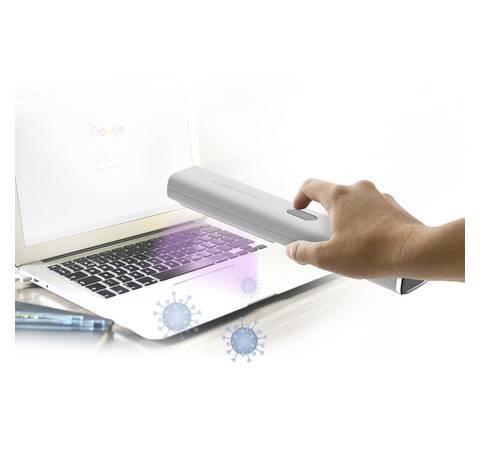 UVC Desinfektion von Computer & Büro
