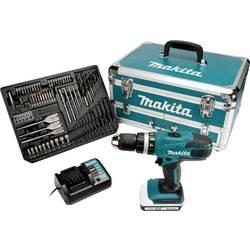 Aku vŕtací skrutkovač Makita DF457DWEX3 DF457DWEX3, 18 V, 1.3 Ah, Li-Ion akumulátor