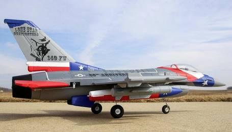 Eleganter RC-Jet imt Impellerantrieb