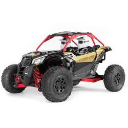 Axial Yeti Jr. Can-Am Maverick X3 Brushed RC Modellauto Elektro Buggy Allradantrieb (4WD) RtR 2,4 GHz*