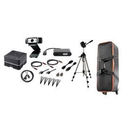Konferenčný reproduktor Klassenraum Remote Set, čierna