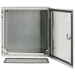Puzdro na stenu Eaton CS-44/200 111684, (š x v x h) 400 x 400 x 200 mm, ocel, sivá, 1 ks