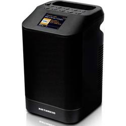 N/A Kathrein DAB+ 10, DAB+, UKW, Bluetooth, Wi-Fi, čierna