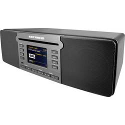 N/A Kathrein DAB+ 100, DAB+, UKW, Bluetooth, Wi-Fi, CD, čierna