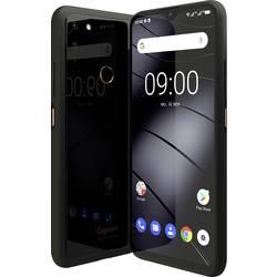 LTE smartfón Dual-SIM Gigaset GS4, 16 cm (6.3 palca, 64 GB, 16 Megapixel, 5 Megapixel, čierna