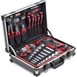 Kufrík s náradím Meister Werkzeuge WU8971460, (d x š x v) 460 x 320 x 140 mm, 121dílná