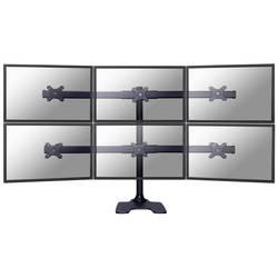 """Stolový držiak monitoru Neomounts by Newstar FPMA-D700DD6, 25,4 cm (10"""") - 68,6 cm (27""""), čierna"""