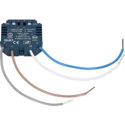 Image of 136688 Phasenanschnittdimmer Geeignet für Leuchtmittel: Energiesparlampe, Glühlampe, Halogenlampe, LED-Lampe Schwarz