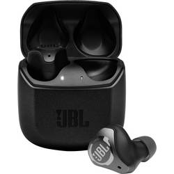 Bluetooth Hi-Fi štupľové slúchadlá JBL Club Pro + JBLCLUBPROPTWSBLK, čierna