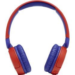 Detské slúchadlá On Ear JBL JR 310 BT JBLJR310BTRED, červená, modrá