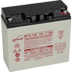 Olovený akumulátor EnerSys Hawker Genesis NP18-12, 18 Ah, 12 V