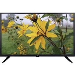 JTC 32H3166M LED TV 80 cm 32 palca DVB-T2, DVB-C, DVB-S, HD ready, CI+ čierna